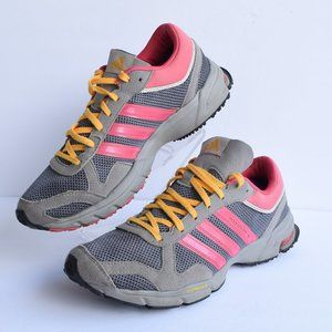 * ADIDAS Women's Marathon 10 Running Shoes Sz 8
